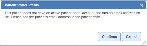 NextGen Office Patient Portal Status